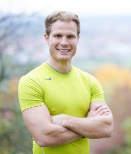 Matze, der Gründer und Headcoach von fitcamp